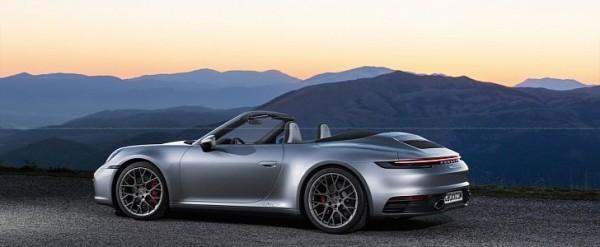 2020 Porsche 911 Carrera 4S Cabriolet pregled: Topless bez kompromisa