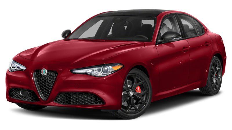 2021. Alfa Romeo Giulia Ti Sport je talijanski šok